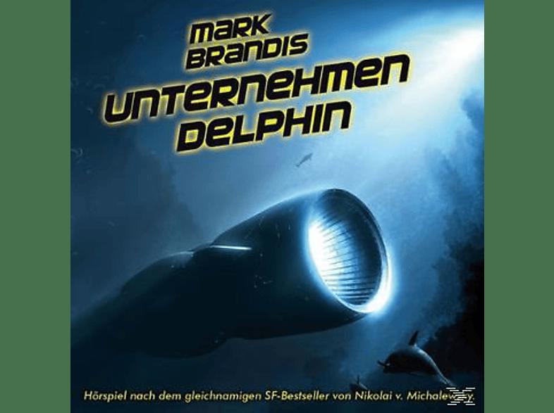 Mark Brandis - Mark Brandis 03: Unternehmen Delphin - (CD)