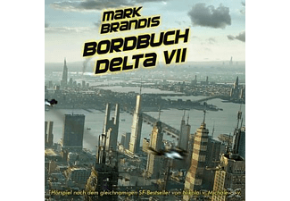 Mark Brandis 01: Bordbuch Delta VII - 1 CD - Science Fiction/Fantasy