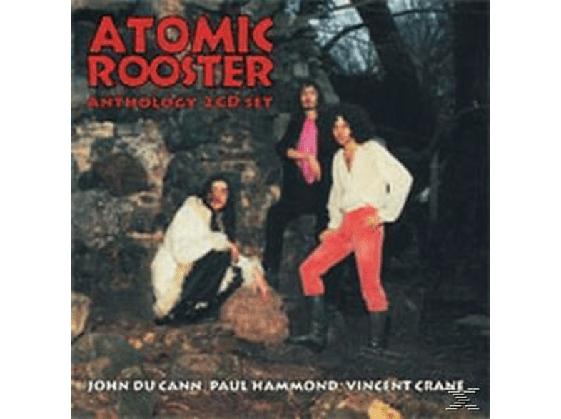 Atomic Rooster - Anthology [CD]