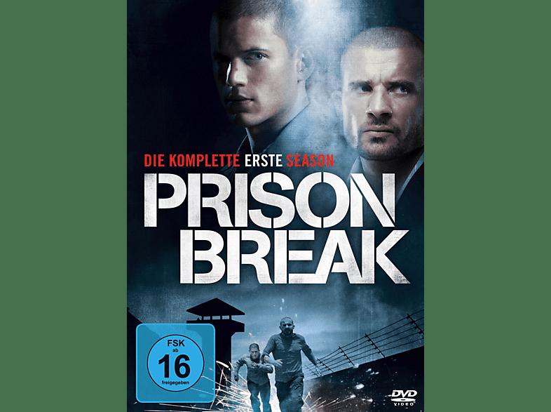 Prison Break - Staffel 1 [DVD]