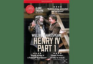 Allam/Parker/Cotton/Marten/Gau, Allam/Parker/Cotton/Crane - Henry Iv Part 1  - (DVD)