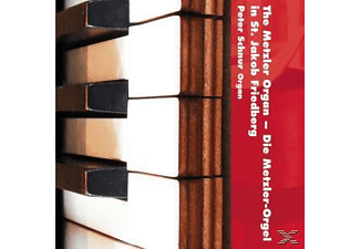 Peter Schnur - The Metzler Organ In St. Jakob Friedberg  - (CD)