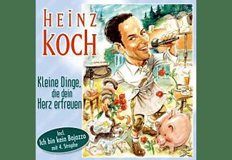 Heinz Koch - Kleine Dinge,die dein Herz erfreuen  - (CD)