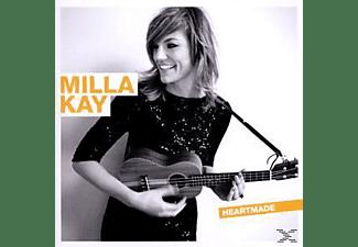 Milla Kay - Heartmade  - (CD)