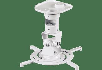 HAMA Deckenhalterung für Video- / Datenprojektoren (118610) weiß