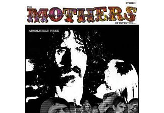 Frank Zappa, The Mothers Of Invention - Absolutely Free - (CD)