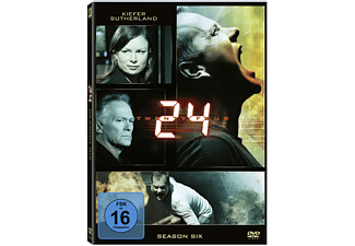 24 - Staffel 6 DVD