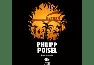 Philipp Poisel - Projekt Seerosenteich (Live / Premium Limited)  - (CD + Buch)
