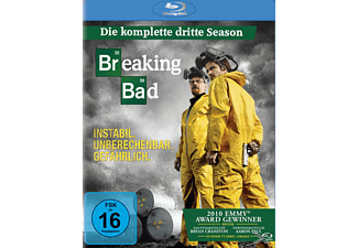 Breaking Bad - Staffel 3 Blu-ray