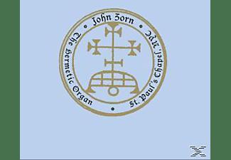 John Zorn - The Hermetic Organ  - (CD)