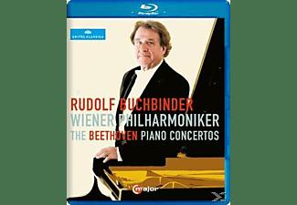 Buchbinder, Rudolf/WPO - Klavierkonzerte 1-5  - (Blu-ray)