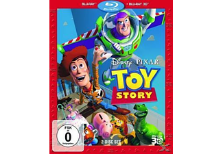 Toy Story 1 - 3D Superset [3D BD&2D BD, Blu-Ray]