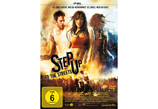 Step Up To The Streets DVD