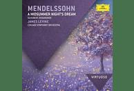 James/cso Levine - A Midsummer Night's Dream [CD]