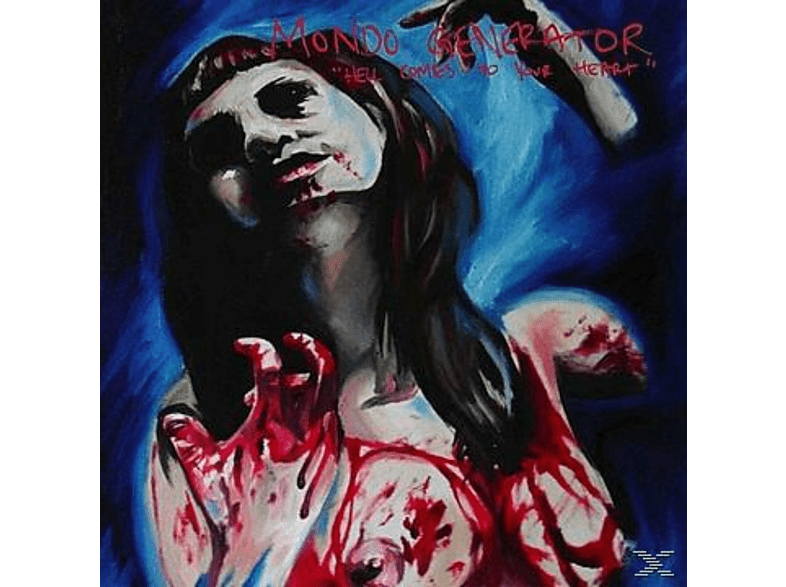 Mondo Generator - Hell Comes To Your Heart [CD]