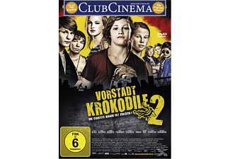 Vorstadtkrokodile 2 DVD