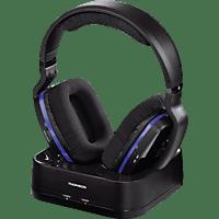 THOMSON WHP3311BK, Over-ear Funkkopfhörer  Schwarz
