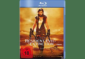 Resident Evil 3 - Extinction Blu-ray