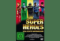 Superheroes - Voll echte Superhelden [DVD]