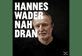 Hannes Wader - NAH DRAN  - (CD)