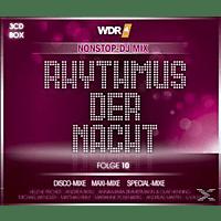 VARIOUS - Wdr4 Rhytmus Der Nacht 10 [CD]