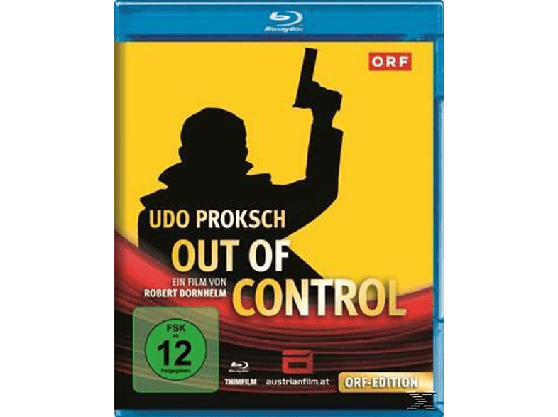 Udo Proksch: Out of Control [Blu-ray]