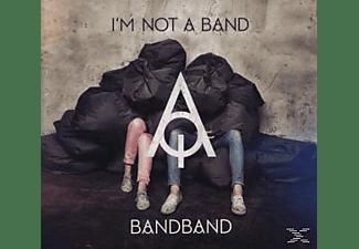 I'm Not A Band - Bandband  - (CD)