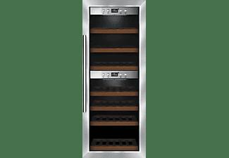 CASO Weinkühlschrank mit Kompressortechnik WineMaster 38, für 38 Flaschen