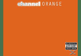 Ocean Frank - Channel Orange  - (CD)