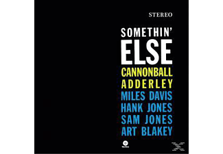 Julian Cannonball Adderley, Cannonball Adderley - Somethin' Else (Ltd.Edition 1 - (Vinyl)