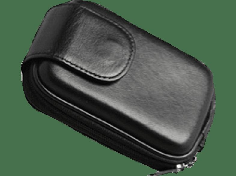 S+M digiETUI Hardcase T1 Leder Kameratasche , Schwarz