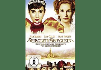 Spieglein Spieglein - Die wirklich wahre Geschichte von Schneewittchen DVD