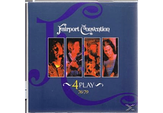 Farport Convention - 4 Play (1976-1979)  - (CD)
