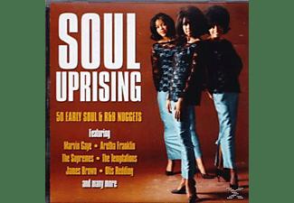 VARIOUS - Soul Uprising  - (CD)