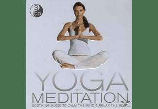 VARIOUS - Yoga And Meditation (Lim.Metalbox Edition)  - (CD)