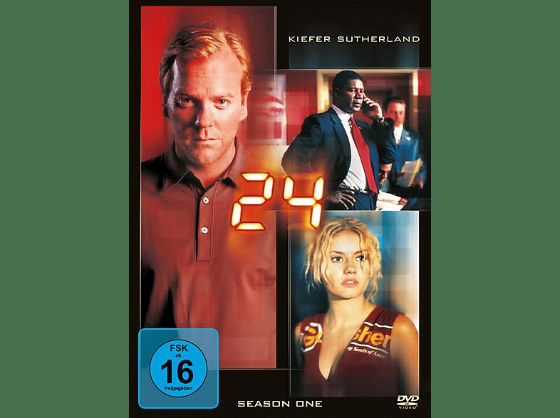 24 - Staffel 1 [DVD]