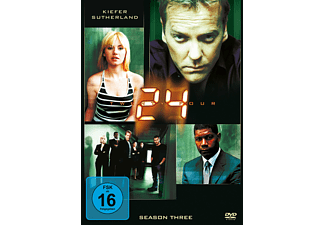 24 - Staffel 3 DVD