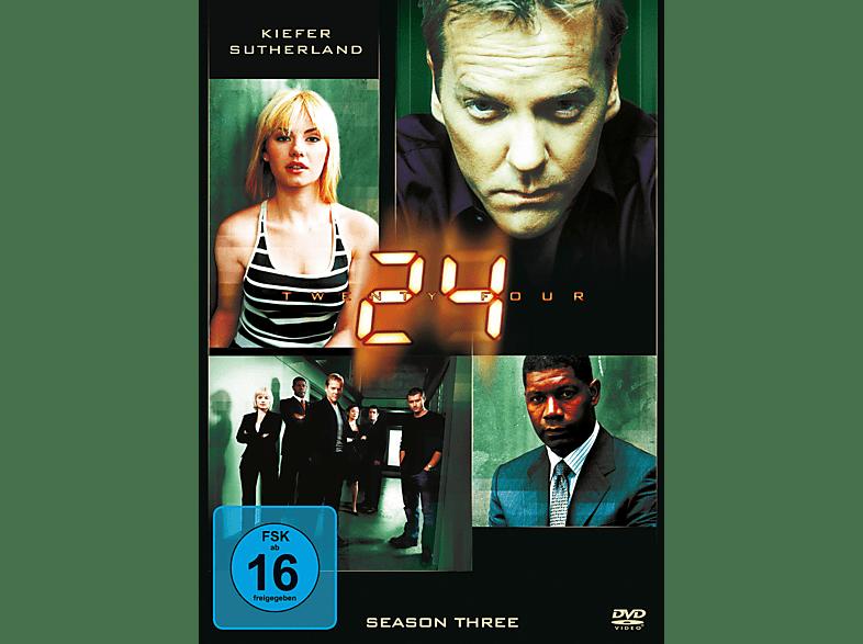 24 - Staffel 3 [DVD]