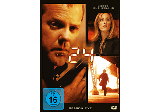 24 - Staffel 5 DVD