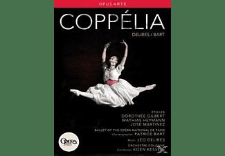 Kessels/Opera National de Paris - Coppelia  - (DVD)
