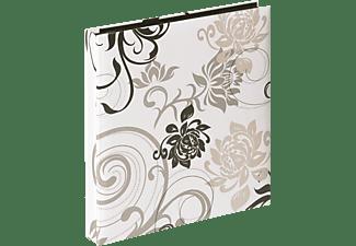 WALTHER EA-201-W Grindy Einsteckalbum, 80 Seiten, Kunstdruckeinband, Weiß