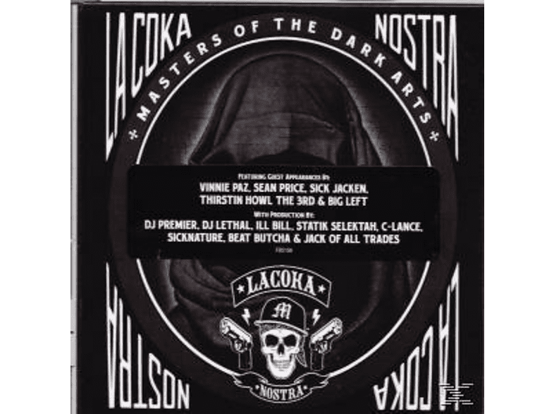 La Coka Nostra - Masters Of The Dark Arts [CD]