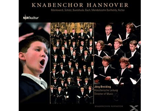 Knabenchor Hannover, Kammersymphonie Hannover, NDR Radiophilharmonie, Hille Perl & The Sirius Viols, Bremer Lautten Chor, Himlische Cantorey, Concerto Palatino, Johann Rosenmüller Ensemble, Musica Alta Ripa, Barockensemble L' Arco - Knabenchor Hannover - (CD)