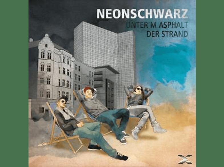 Neonschwarz - Unter'm Asphalt Der Strand Ep [CD]