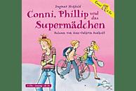 Conni - Conni, Phillip und das Supermädchen - (CD)
