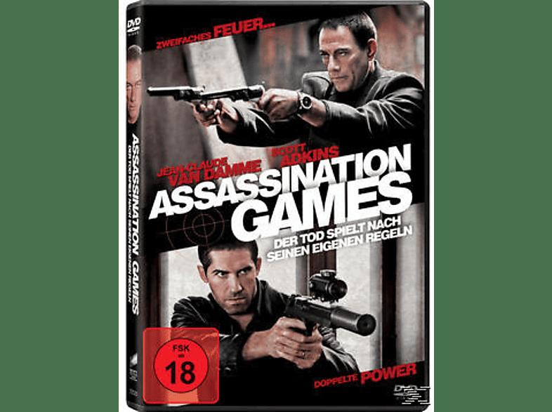 Assassination Games - Der Tod spielt nach seinen eigenen Regeln [DVD]