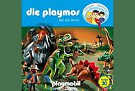 Die Playmos - Die Playmos 30: ...bei den Dinos - (CD)