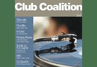 VARIOUS - CLUB COALITION  - (CD)