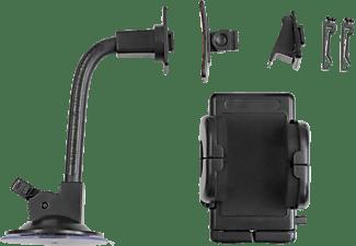 AIV Clip On, Gerätehalter, passend für Smartphone/Tablet, Schwarz