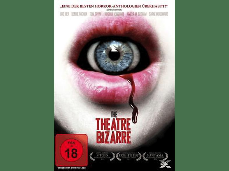 The Theatre Bizarre [DVD]